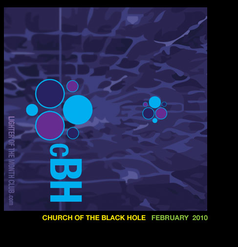 CHURCH OF THE BLACK HOLE
