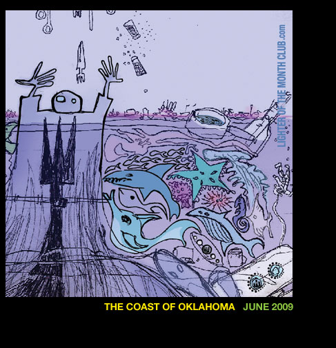 THE COAST OF OKLAHOMA