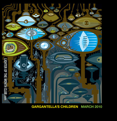 GARGANTELLA\'S CHILDREN