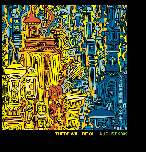 THERE WILL BE OIL